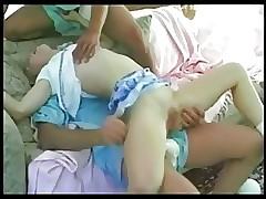3some sex videos - skinny nude girls