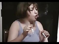 Niedlich Teen Rauchen Fetisch
